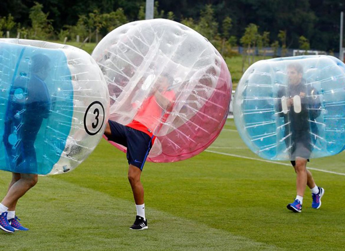 See All Our Bubble Activities